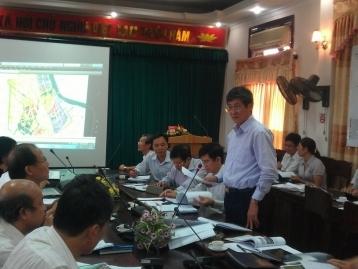 Hà Nội nghiên cứu quy hoạch chung đô thị vệ tinh Phú Xuyên