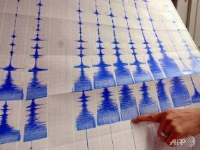 Costa Rica rung chuyển do động đất mạnh
