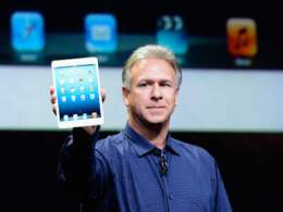 Apple bất ngờ công bố iPad 4 cùng iPad mini