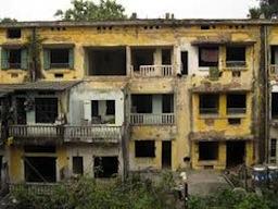 Hà Nội cưỡng chế thu hồi mặt bằng nhà A1, A2 khu tập thể Nguyễn Công Trứ