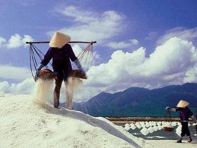 Nhập khẩu hơn 140.000 tấn muối trong 10 tháng
