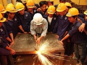 Pháp tài trợ 25 triệu USD xây trường đào tạo nghề