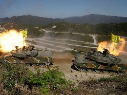 Hàn Quốc tập trận chuẩn bị chiến tranh tổng lực với Triều Tiên