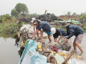 Thiệt hại do thiên tai ở Việt Nam thuộc loại lớn trên thế giới
