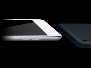 Suất đặt trước iPad mini màu trắng đã được bán hết