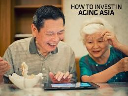 8 cách đầu tư kiếm lợi từ tình trạng già hóa dân số của châu Á