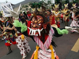 Jakarta sẽ trở thành trung tâm văn hóa quốc gia