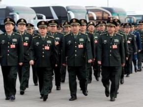 Trung Quốc tiếp tục thay tướng trước Đại hội đảng