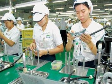 Nhập khẩu của doanh nghiệp FDI chiếm tỷ trọng trên 50%
