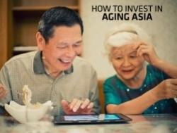 8 cách đầu tư vào châu Á đang ngày một già nua