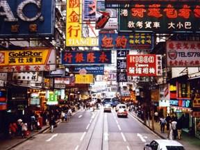 Hong Kong - thiên đường mua sắm số 1 châu Á