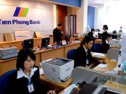 TienPhong Bank sẽ phát hành riêng lẻ để tăng vốn điều lệ