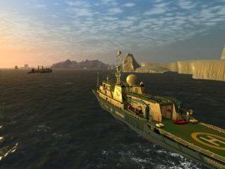 Tàu Nga mất tích cùng 700 tấn quặng vàng