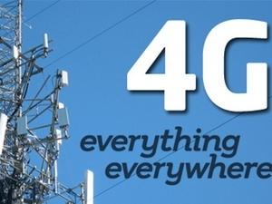 Chính thức triển khai dịch vụ 4G ở Anh