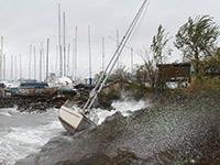Mỹ có thể mất 10 tỷ USD/ngày do siêu bão