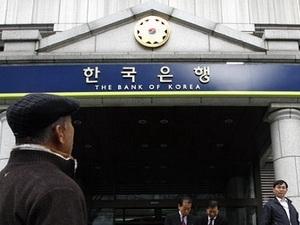 Thặng dư tài khoản vãng lai Hàn Quốc tháng 9 tăng vọt