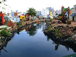 TPHCM: Gia hạn các dự án thành phần thuộc tiểu dự án nâng cấp đô thị