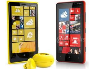 Nokia sắp tung lô điện thoại thông minh Lumia mới
