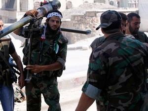 Syria mở đợt oanh tạc dữ dội nhất vào quân nổi dậy