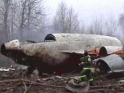 Ba Lan tìm thấy chất nổ trên máy bay trở cố Tổng thống Lech Kaczynski