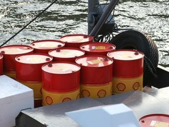 Giá dầu thô phục hồi sau khi siêu bão đổ bộ