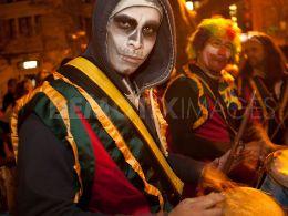 Lễ hội Halloween truyền thống của New York bị hủy vì bão Sandy