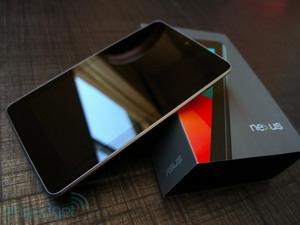 Google bán gần một triệu chiếc Nexus 7 mỗi tháng