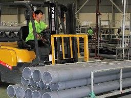 Công ty mẹ Nhựa Tiền Phong lãi 58,4 tỷ đồng quý III/2012, giảm nhẹ so với cùng kỳ