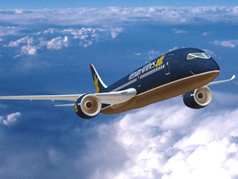 Vietnam Airlines tăng thêm 1.000 chuyến bay cho Tết Nguyên Đán