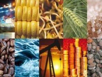 Giá hàng hóa tháng 10 giảm mạnh nhất 5 tháng