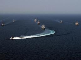Mỹ điều thêm tàu chiến tới sát Iran