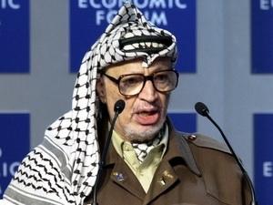Palestine khai quật thi hài của cố tổng thống Arafat