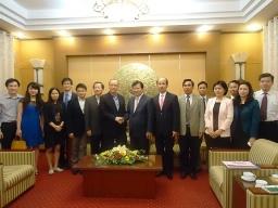 Singapore quan tâm tới việc phát triển nhà ở xã hội tại Việt Nam