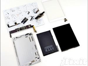 iPad mini của Apple sử dụng linh kiện của Samsung