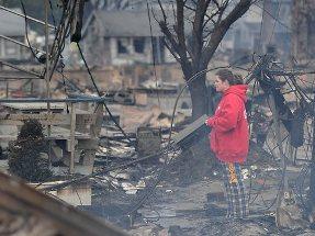 New York có thể thiệt hại hơn 18 tỷ USD do bão Sandy