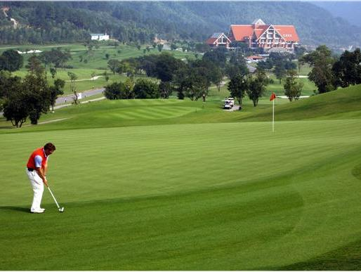 Duyệt quy hoạch sân golf hơn 120 ha Tân Mỹ - Long An