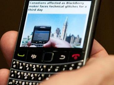 Lầu Năm Góc ngừng cấp điện thoại Blackberry cho nhân viên