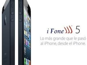 iPhone của Apple bị thua trong cuộc chiến với iFone