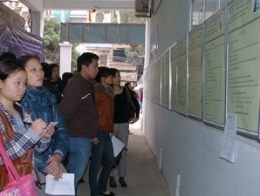Số người tìm việc vào cuối năm tại TPHCM gia tăng