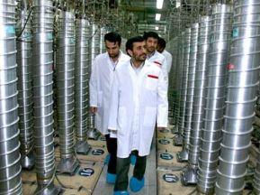 Iran bác tin ngừng làm giàu uranium