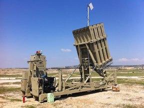 Israel thử thành công hệ thống phòng thủ tên lửa mới