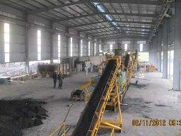 Hòa Phát hoàn thành lắp đặt dây chuyền ép than
