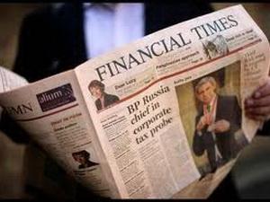 Chủ sở hữu Financial Times phủ nhận thông tin bán tờ báo trên Bloomberg