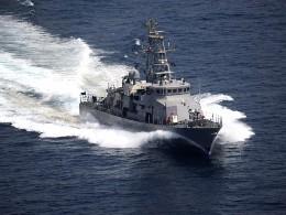 Iran tăng cường hiện diện của hải quân tại eo biển Hormuz