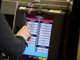 Máy bầu cử có thể bị cấm tại Ohio