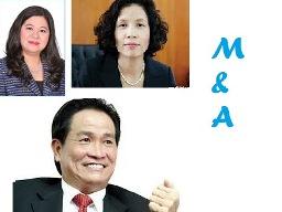Biến động nhân sự cấp cao sau các thương vụ M&A ngân hàng