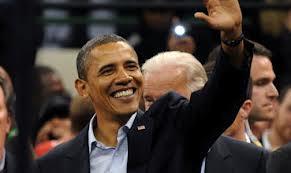 Giới lãnh đạo trên thế giới chúc mừng ông Obama