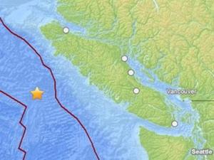 Động đất 6,3 độ richter rung chuyển Canada