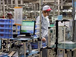Số đơn đặt hàng máy móc Nhật Bản tháng 9 giảm mạnh