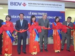 BIDV mở văn phòng đại diện tại Cộng hòa Séc